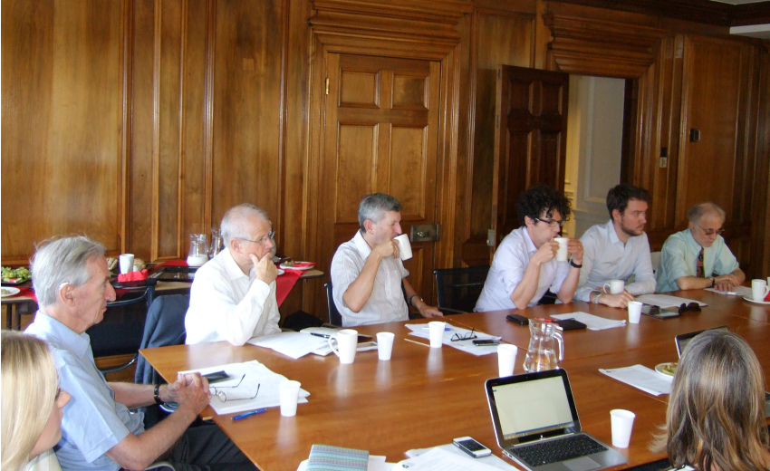 Meeting with UK third sector stakeholders in London