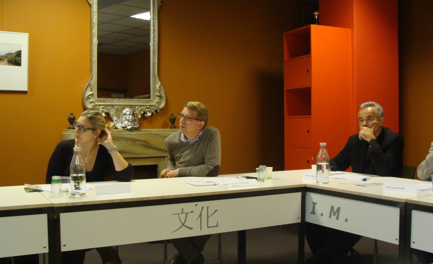 First TSI meeting with national stakeholders in the Netherlands
