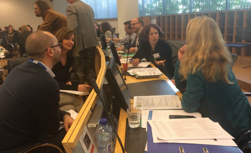 First TSI European Stakeholders Seminar in Brussels