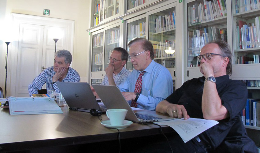 Working Definitions Meeting, Rome