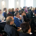 Audience of third sector stakeholders and researchers