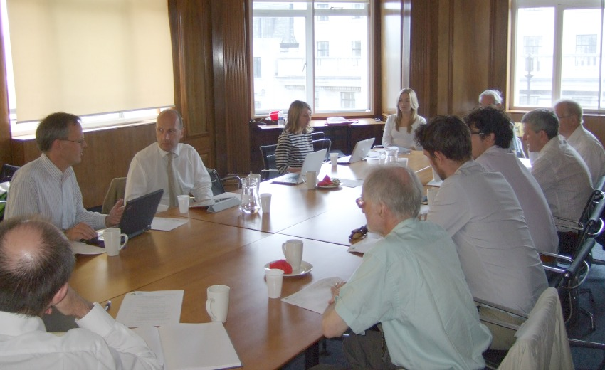 First TSI National UK Stakeholder Meeting in July