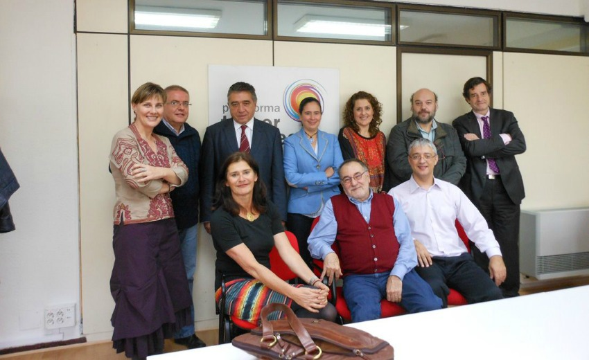 First TSI Meeting with National Stakeholders in Spain