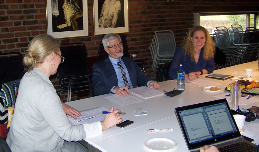 First TSI National Stakeholders Meeting in Norway