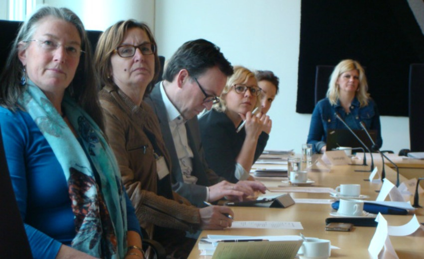 Joint TSI and ITSSOIN stakeholder meeting: working together on third sector development