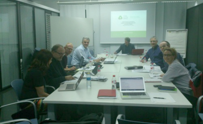 TSI impact group meeting in Valencia, 5-7 November 2014