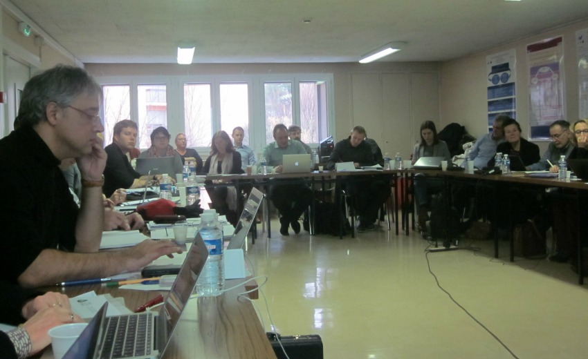 TSI Consortium Meeting, 18-20 January, Aix-en-Provence