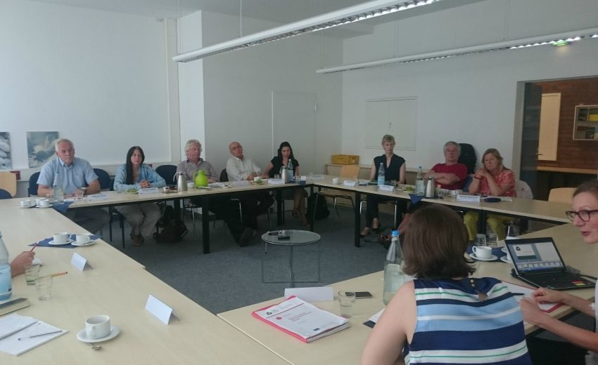 TSI stakeholder meeting on third sector barriers