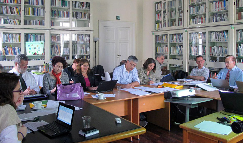 Working Definitions Meeting, Rome, May 19-20, 2014