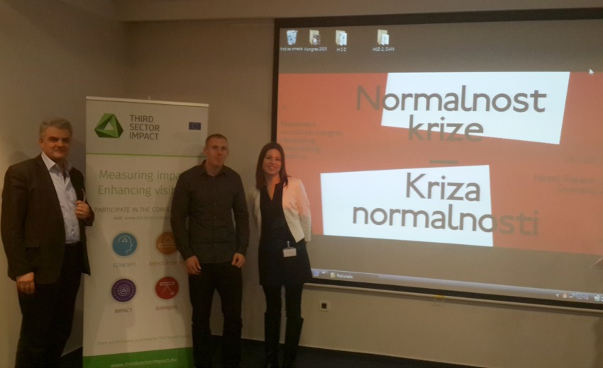 TSI at National Congress of Croatian Sociological Association